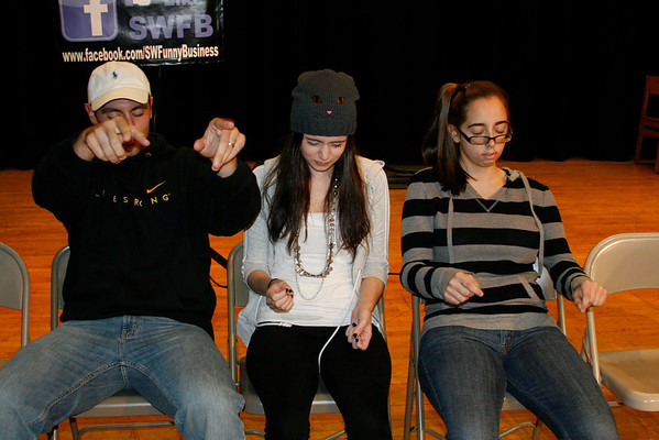 Miller Place High School... November 10, 2011