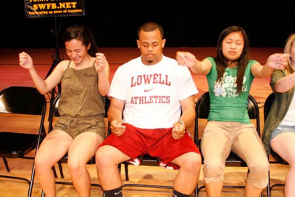 Lowell High School... June 1, 2012