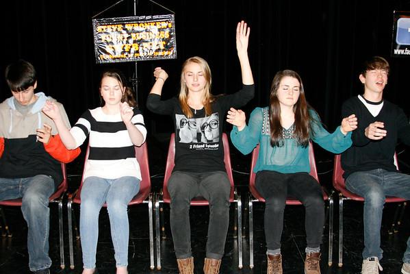 Monument Mountain Regional High School... November 16, 2012