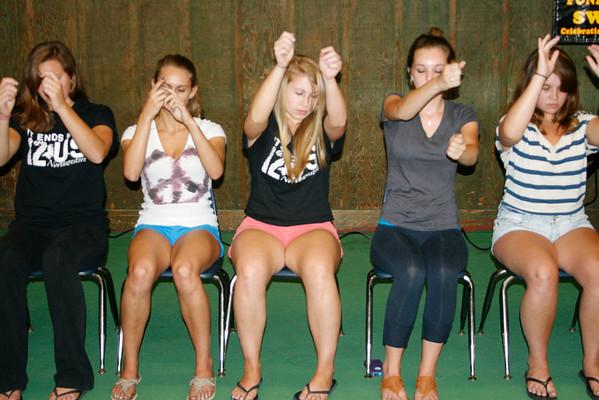 Northwestern Regional 7 Graduation Party... June 12, 2012