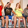 Photo from the SWFB Comedy Hypnosis Show