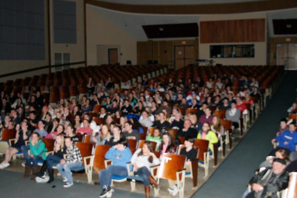 Newtown High School... March 28, 2013