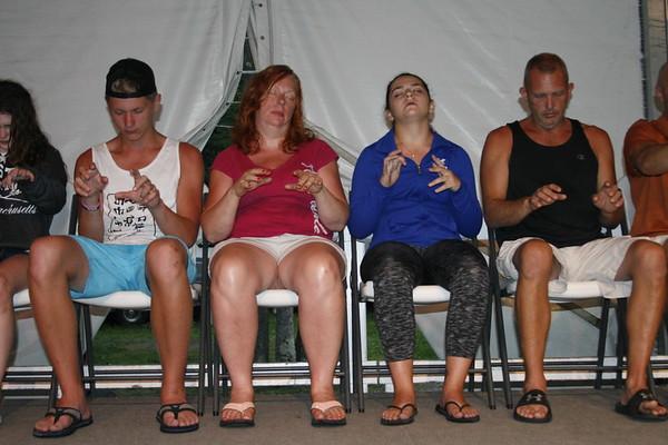 Bayley's Camping Resort... July 19, 2017
