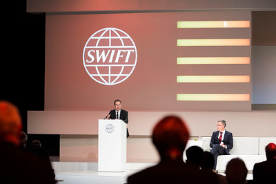 SWIFT at Sibos Geneva (Thursday)