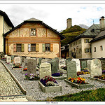 Ardez is a municipality in the district of Inn in the canton of GraubÌnden in eastern Switzerland. The village is located in the Lower Engadin valley