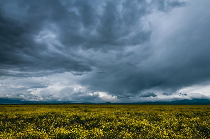 Stormclouds of Kazakhstan
