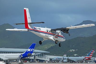 Winair De Havilland Canada DHC-6-300 PJ-WIQ 2-15-20