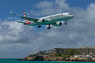 American Airlines Boeing 757-223 N198AA 2-15-20 2