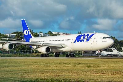 Air France Airbus A340-313 F-GLZP 2-15-20 4