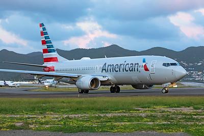 American Airlines Boeing 737-823 N981AN 2-14-20