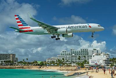 American Airlines Boeing 757-223 N198AA 2-15-20