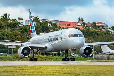 American Airlines Boeing 757-223 N188AN 2-15-20