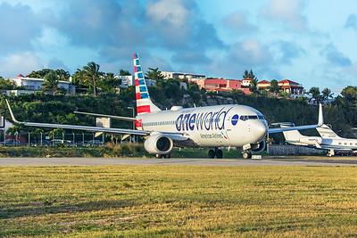 American Airlines Boeing 737-823 N838NN 2-15-20