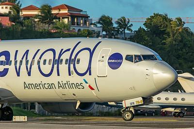 American Airlines Boeing 737-823 N838NN 2-15-20 2