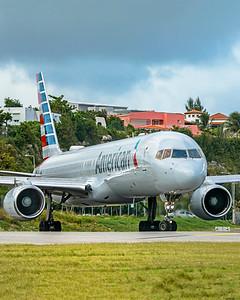 American Airlines Boeing 757-223 N188AN 2-15-20 2