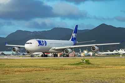 Air France Airbus A340-313 F-GLZP 2-15-20 3