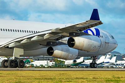 Air France Airbus A340-313 F-GLZP 2-15-20 6