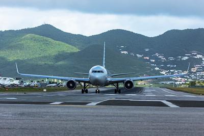American Airlines Boeing 767-323(ER) N393AN 2-15-20 3