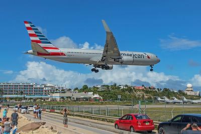 American Airlines Boeing 767-323(ER) N393AN 2-15-20 2