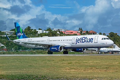 jetBlue Airways Airbus A321-231 N981JT 2-15-20