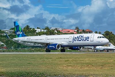 jetBlue Airways Airbus A321-231 N981JT 2-15-20