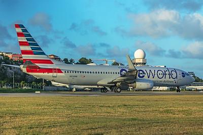 American Airlines Boeing 737-823 N838NN 2-15-20 3
