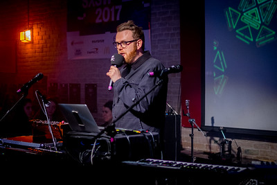 Huw Stephens @ BME 2017