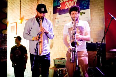 Robocobra Quartet @ BMNE 2017