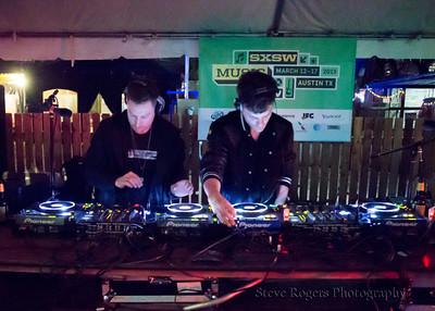 AZARI & III perform at SXSW 2013