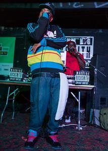 Jigg performs at SXSW 2013