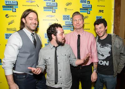 Cheap Thrills - World Premiere - SXSW