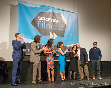 Cesar Chavez Film Debut and Q&A at SXSW 3/10/14