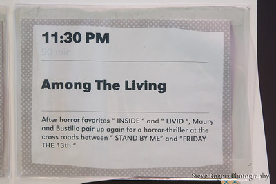 Among The Living World Premiere Film and Q&A SXSW 2014 3/10/2014