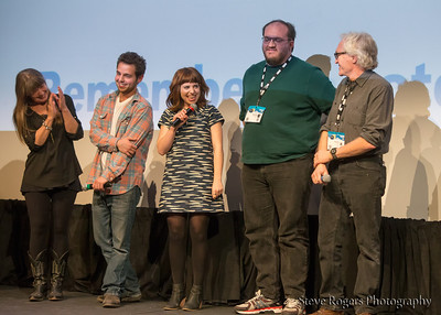 Arlo and Julie Film Debut Q&A at SXSW 3/10/14