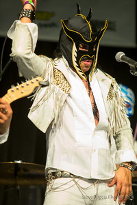 El Conjunto Nueva Ola performs at SXSW 2014 3/14/2014