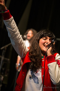 Samsaya performs at SXSW 2014 3/14/2014