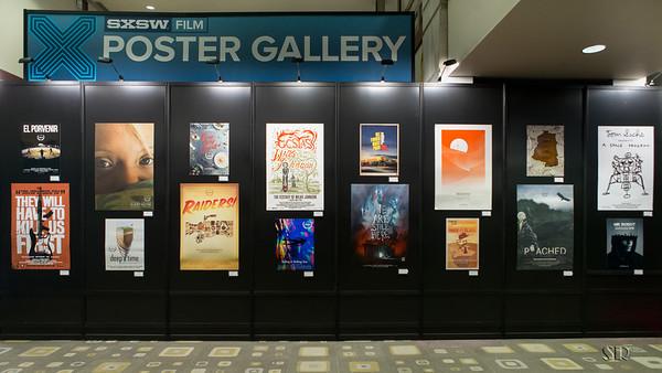 SXSW 2015 Poster Gallery