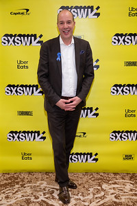 SXSW 2019 Featured Session: Making Change On and Off the Screen Anthony D. Romero; moderator