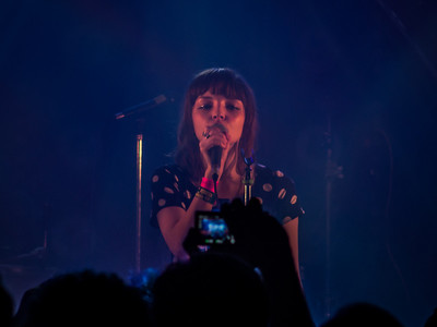 CHVRCHES at #SXSW2013