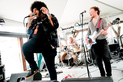 Dylan Cartlidge & Avalanche Party