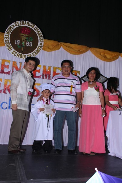 2007-2008 Graduation & Recognition  - 447