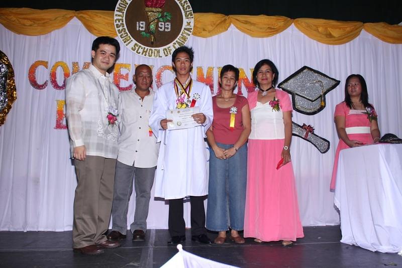 2007-2008 Graduation & Recognition  - 484