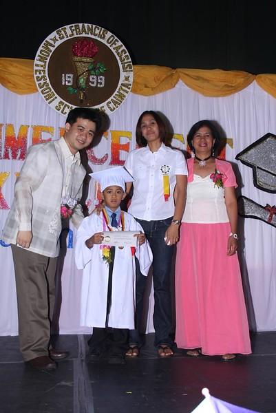 2007-2008 Graduation & Recognition  - 453