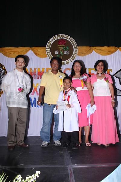 2007-2008 Graduation & Recognition  - 432