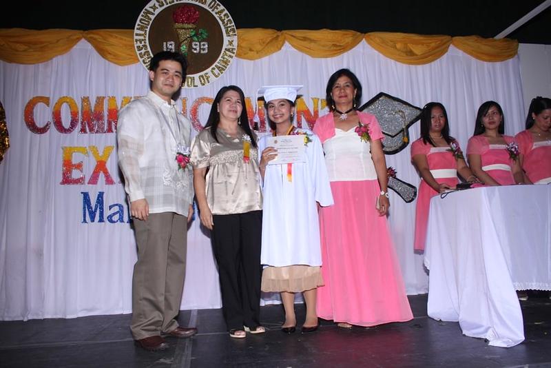 2007-2008 Graduation & Recognition  - 438
