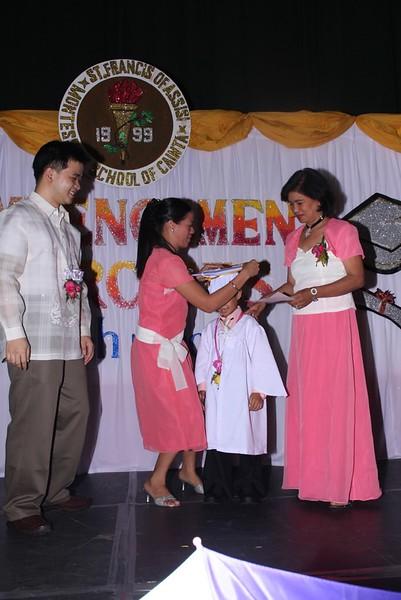 2007-2008 Graduation & Recognition  - 452