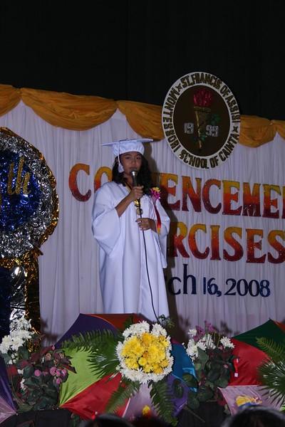 2007-2008 Graduation & Recognition  - 495