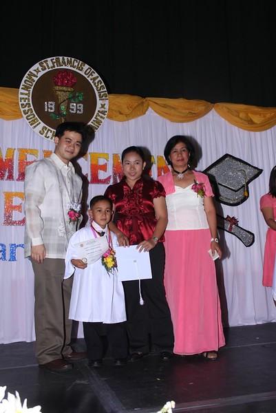 2007-2008 Graduation & Recognition  - 450
