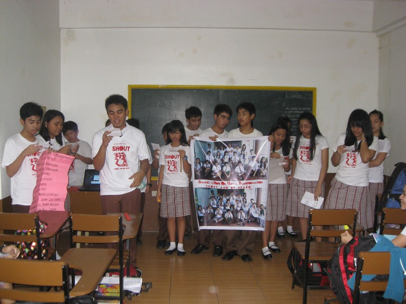 Student Council Election 2011-2012 - 01