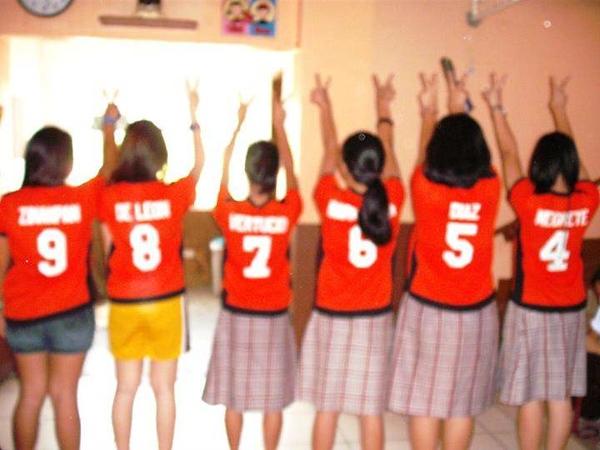 St. Francis Cainta Cheetahs Volleyball SY 2011-2012  - 19